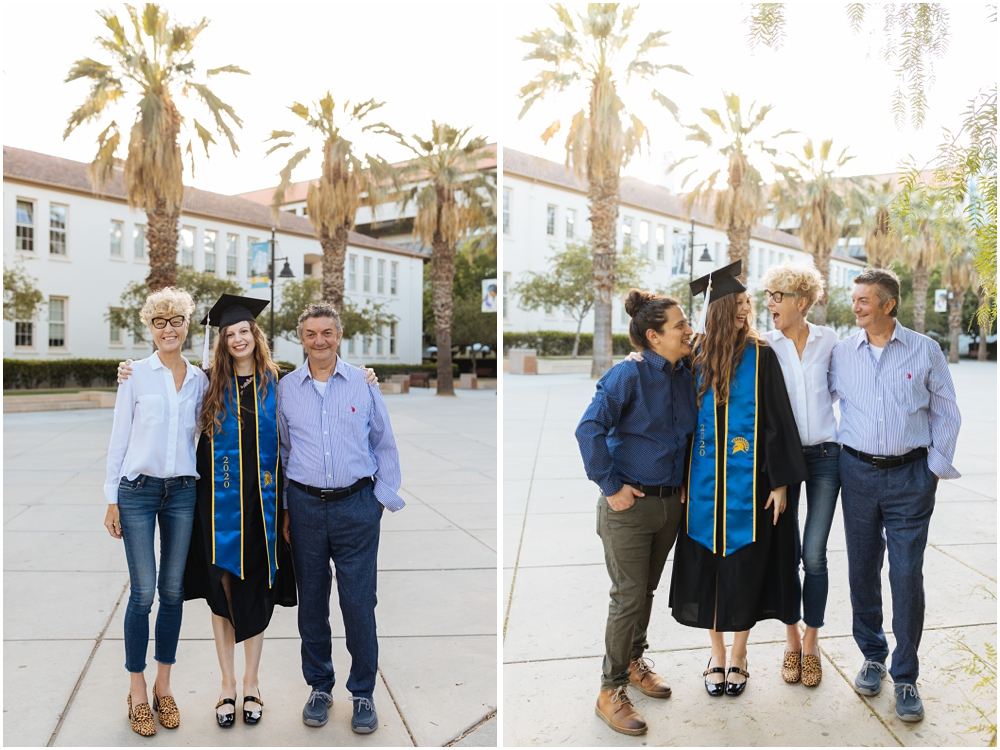 San José State Graduation Photos