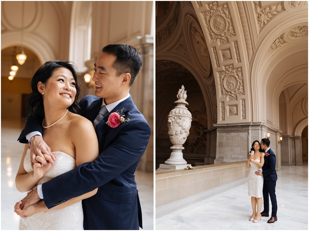 Where to Have Your Wedding Reception After SF City Hall