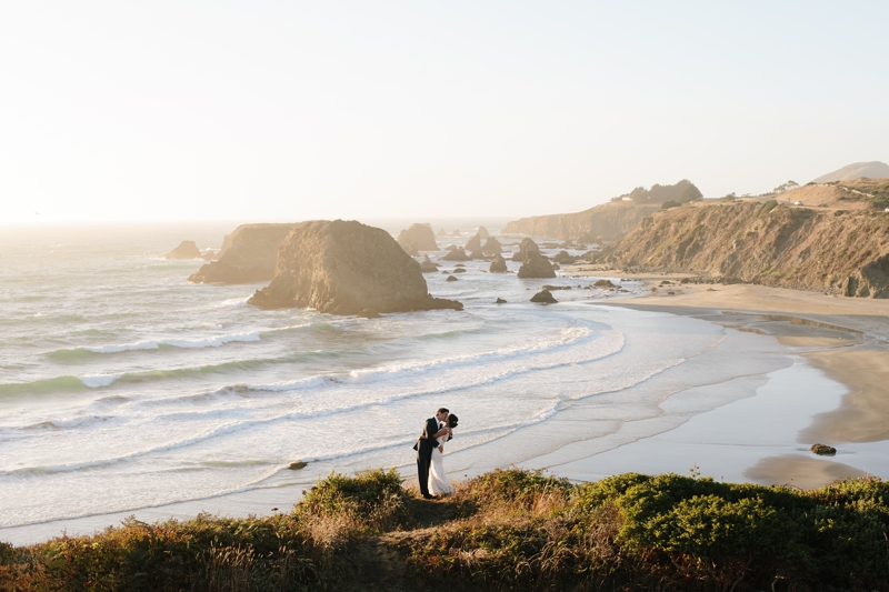Where to Elope: Mendocino California