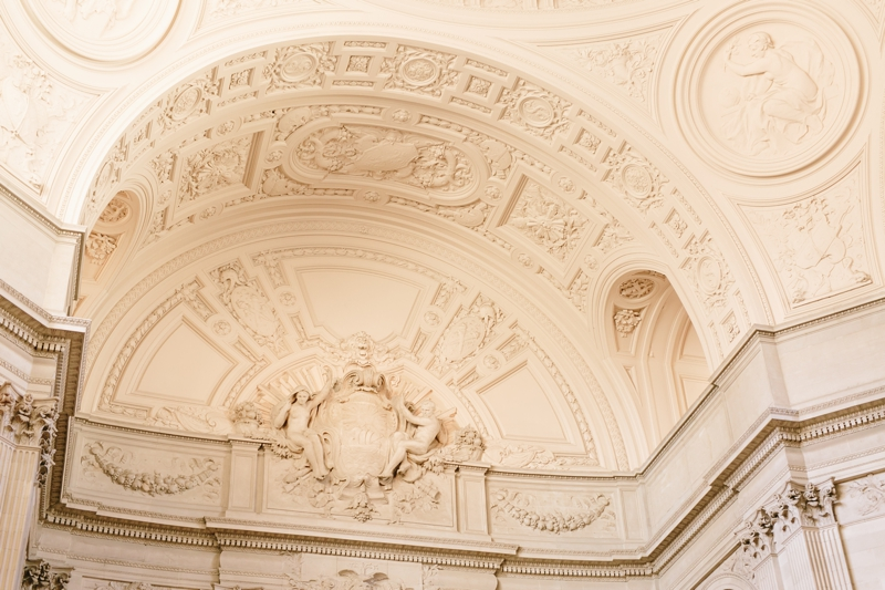 Stunning San Francisco City Hall wedding with a reception at Waterbar in the Embarcadero // SimoneAnne.com