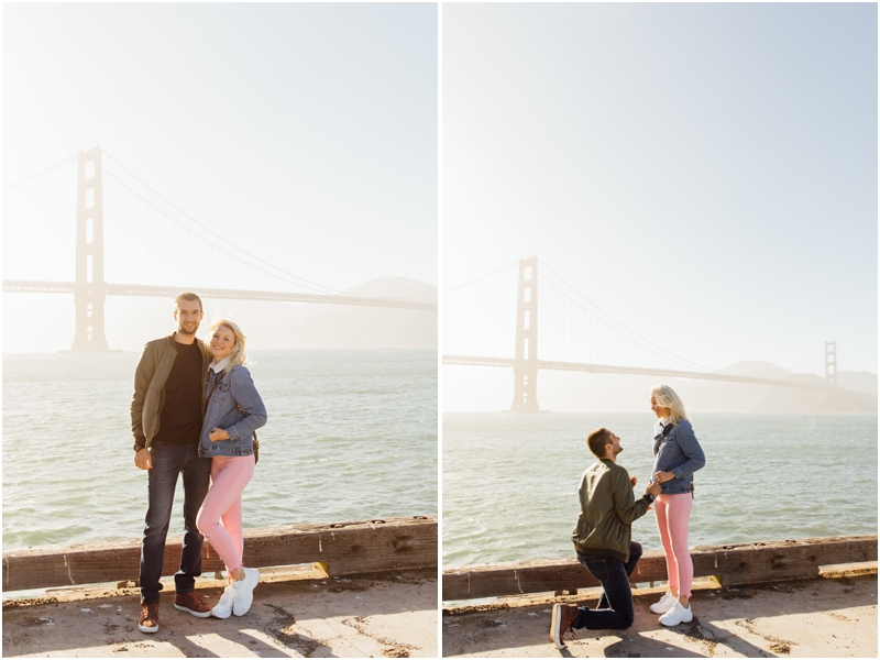 Golden Gate Bridge Proposal