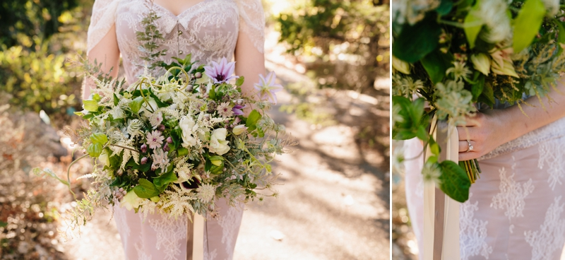 Intimate, personal, beautiful Berkeley Brazilian Room wedding in California with portraits at the Tilden Botanical Garden / Epic dance party, stunning flowers, and the sweetest, kindest couple // SimoneAnne.com