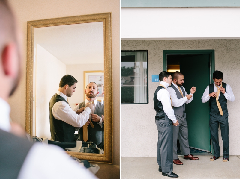 Sweet, intimate, and absolutely gorgeous La Nebbia Winery Wedding in Half Moon Bay, California // SimoneAnne.com