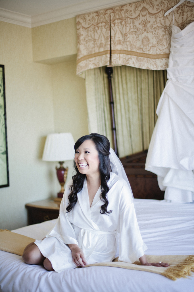 Julia Morgan Ballroom Wedding in San Francisco, California // SimoneAnne.com