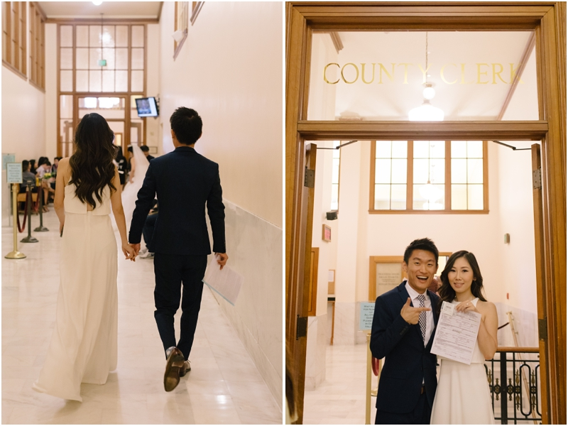 Candice and Xiao, San Francisco City Hall Wedding Photographer // SimoneAnne.com